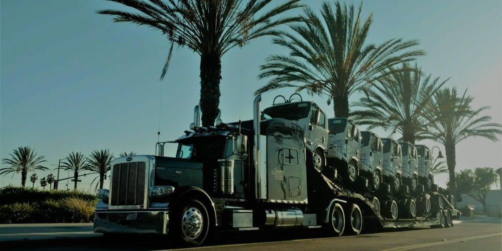 Cali truck Sauna